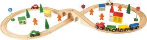 Holzeisenbahn Acht